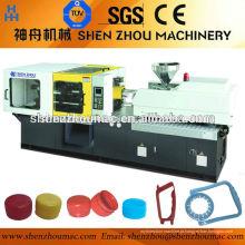 Preço de máquina de moldagem por injeção, tela Multi para escolha Imported mundialmente famoso componente hidráulico CE TUV
