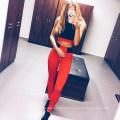 Fitness Gym Exceiese Sport Clothes Garment Pants Leggings (3036)