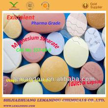 Magnesium Stearate,White fine powder sand easily,Pharma Grade/Medicine Grade