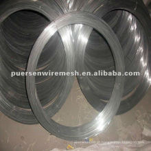 Fio de vedação oval galvanizado 3,0 - 2,4