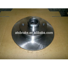 For SEAT brake pads and rotors, brake system