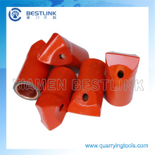 Taper Chisel Bit for Quarrying and Mining
