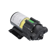 LEFOO Small Size Self-priming Diaphragm Booster Pump 100 GPD, Water Purifier RO system