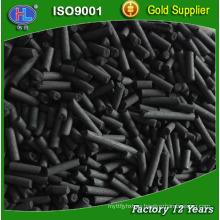 Carbón activado para la purificación por adsorción de filtración de electrolito