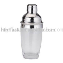 Stainless steel Shaker with plastic