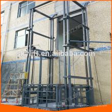 indoorand outdoor cargo freight elevator