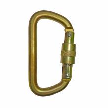 2308SG CE EN362 Dispositivos de conexão Gancho de segurança em aço D