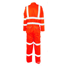 Brandbeständig Fabric Workwear Coverall