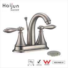Haijun China Fabricante Torneira Misturadora De Bacia De Banheiro De Mangueira Dupla