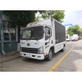 FAW led mobile advertising vehicle advertising truck