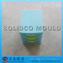 molde de gaveta de plástico