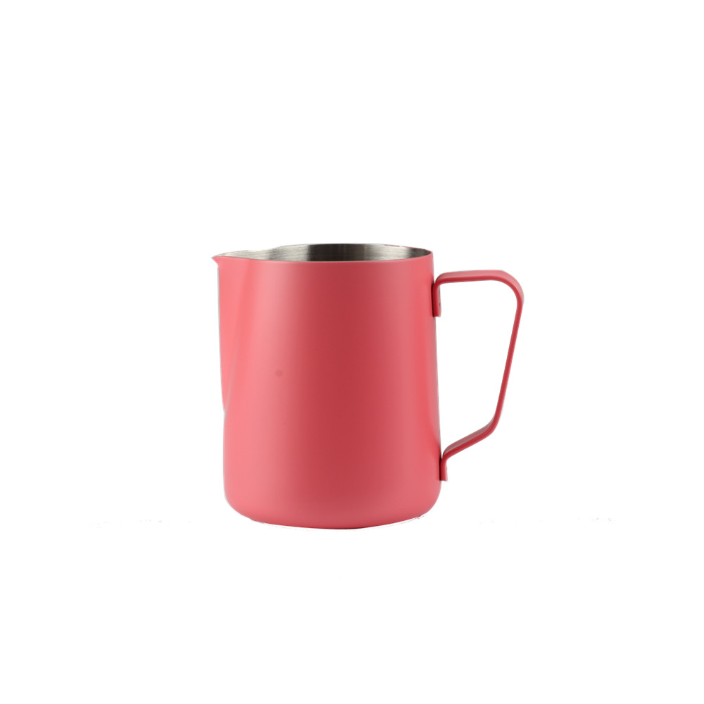 New Design Food Grade Stainless Steel Sweet Pink Milk Jug
