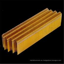Grapas de alambre medianas de grapas de construcción baratas