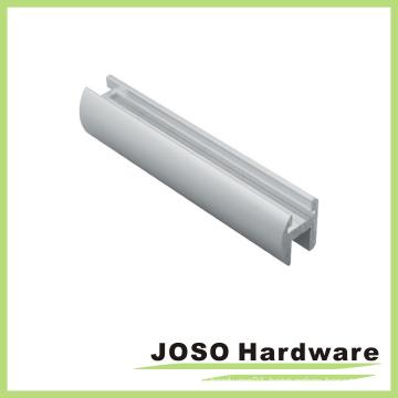 Brite Anodized Shower Door Header Kit (AL101)