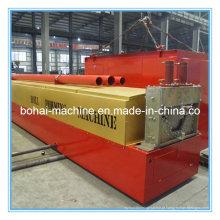 Máquina formadora de rolos de telhado em arco de Bohai