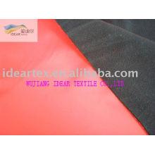 Softshell Fabric polar fleece bonded with spandex fabric for Jacket