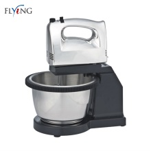Large Dough Mixer With Stainless Steel Bowl