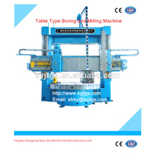 Table Type Boring and Milling Machine	price for sale in stock offered by Table Type Boring and Milling Machine manufacture