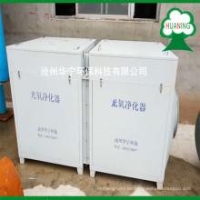 Alibaba China mejor proveedor de tratamiento de gases de desecho industrial rentable