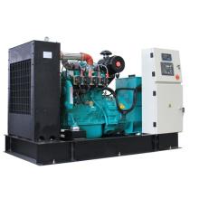 Générateur triphasé silencieux de puissance de 80kw 100kVA
