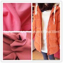 100% Microfaser Polyester Pfirsich Haut für Jacke und Kleid