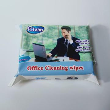 Disposable Material Non-woven Office Cleaning Wipes