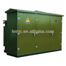 Pad mounted transformer manufacturer
