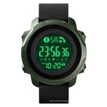 High quality wholesale smart watch skmei luxury orginal factory smart led watch