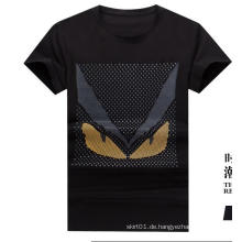 Sommer Baumwolle bedruckt Herren T-Shirt