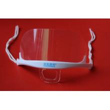 Masque Plastique Transparent Anti-Brouillard (MK-002)