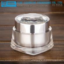 YJ-TA50 50g Excelleng Qualität Luxus und eleganten 50g Acryl kosmetische Glas