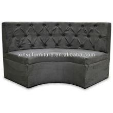 Modern comfortable wooden bar sofa chair XY0328