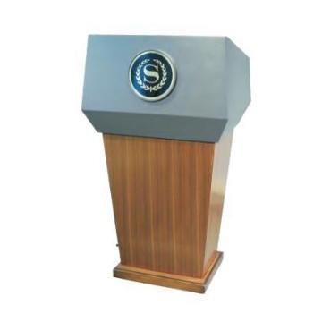 Solid Wooden Speech Stand (DW46)