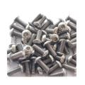 Edelstahl-Innensechskant-Halbrundschraube ISO7380