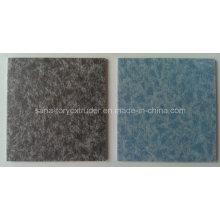 Crtificate пластмасса CE напольное покрытие для офиса, гостиницы