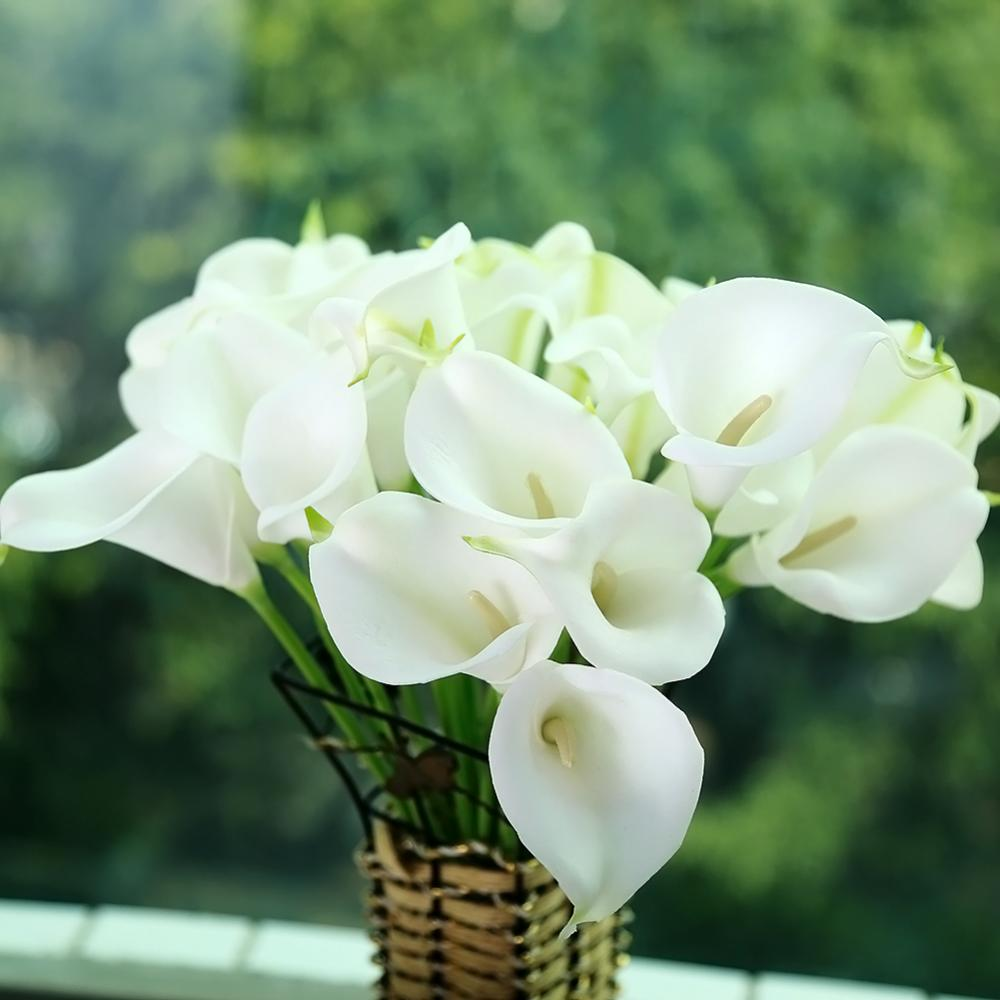 Calla Lily Bulbs Artificial Calla