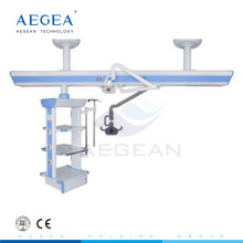 Operating exam surgical room overhang gas icu double medical pendant