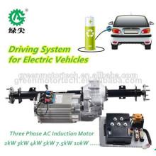 5 KW AC electric vehicle motor