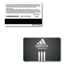Tarjeta magnética plástica de la raya / tarjeta de regalo del VIP