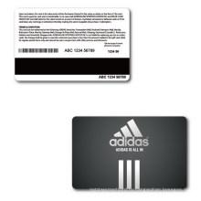 Пластиковая карточка с магнитной полосой / Подарочная карта VIP