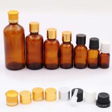 Стеклянная бутылка капельницы для эфирного масла (NBG01)