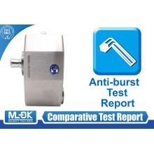 MOK@ 78/50WF Anti-burst Comparative Test Report