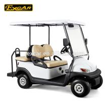 Tensão da bateria 48V e carro de golfe da certificação do CE, carro elétrico