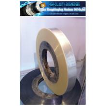 Emballage d'emballage métallique Film métallisé polyester pour câble