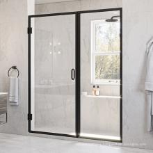 Seawin 10Mm bathroom Aluminum Hinge Glass Shower Doors