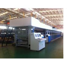 Печатная машина для глубокой печати с электронным приводом вала 250 м / мин