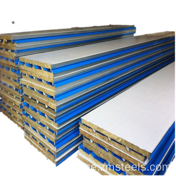 Takplåt Sandwich Panel
