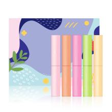 Matte moisturizing lipstick gift box
