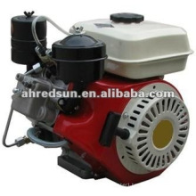 Forced air-cooled recoil start RS-DG33 diesel generator