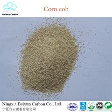 corn cob granular for corn cob mushroom and corn cob animal feed